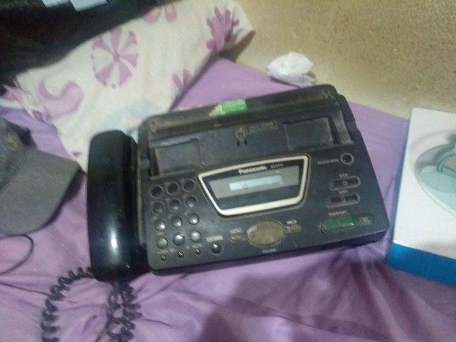 Telefone com fax  - Foto 2