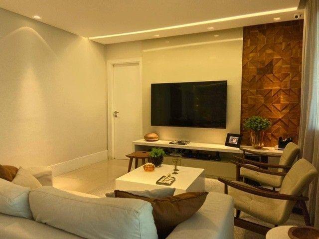 AB312 - Apartamento com 03 suítes/ vista lagoa/ fino acabamento - Foto 2