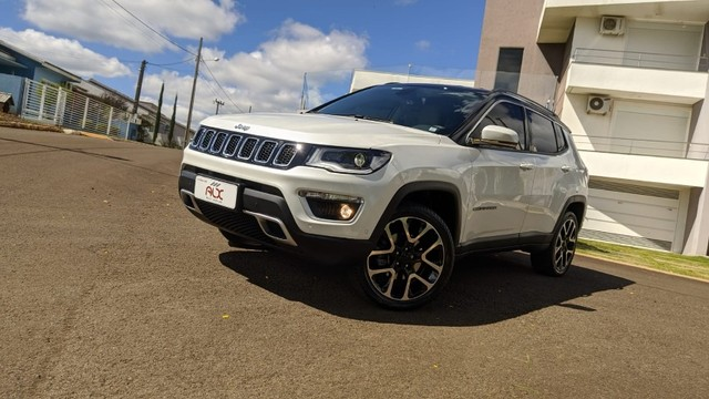 Jeep/Compass Limited - Diesel