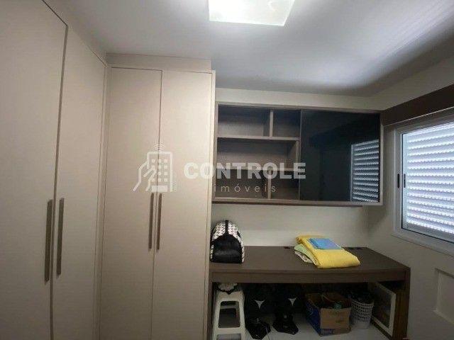 (Ri)Excelente apartamento com area de lazer completa e 3 vagas de garagem em Barreiros. - Foto 11