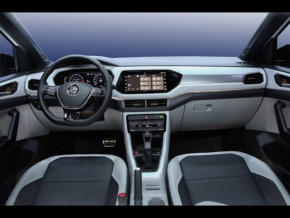 VW - VOLKSWAGEN T-Cross Highline 1.4 TSI Flex 16V 5p Aut