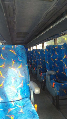 Excelente ônibus motor dianteiro - Foto 7