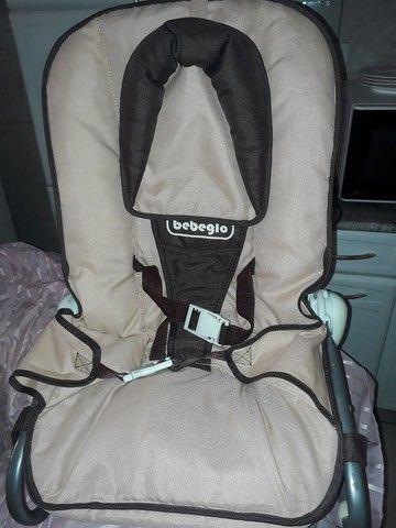 Cadeira de bebê regulável  - Foto 2