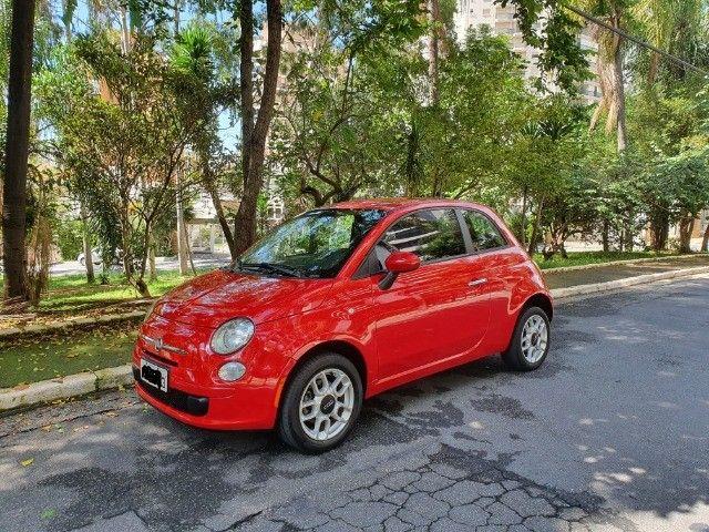 Fiat 500 Cult Completo Bem Novinho! - Foto 4