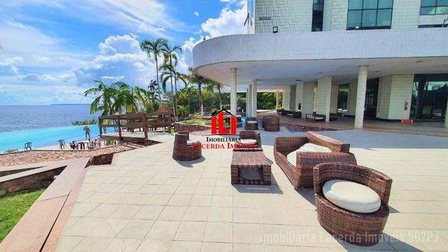 Flat Mobiliado com Vista p Rio no Tropical Hotel 6 Andar - Foto 10