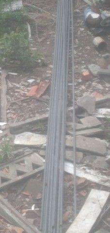 Vergalhao para construção 12 barras de 12 metros cada  - Foto 4