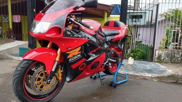 Gsxr 750 srad 98