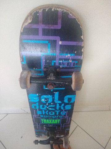 Skate Solo Decks - Foto 2