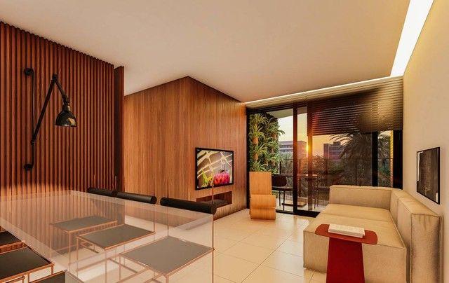 Apartamento para venda possui 64 metros quadrados com 3 quartos em Ponta Verde - Maceió -  - Foto 11