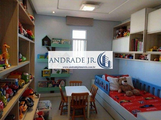 Apartamento nascente, ventilado e reformado no bairro de Fátima em ótima localização - Foto 6