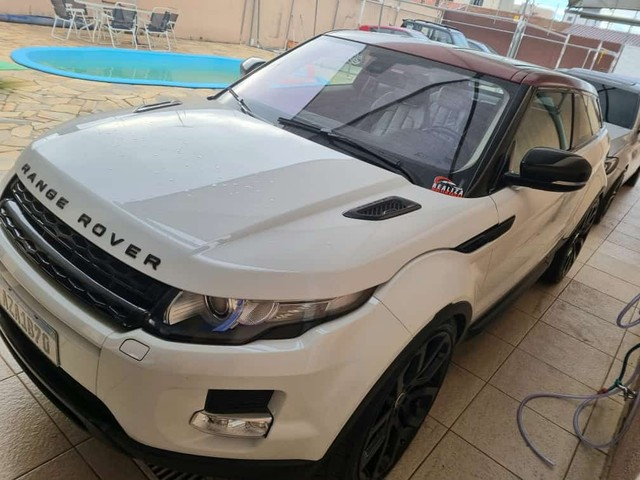 Evoque Exclusiva 2012