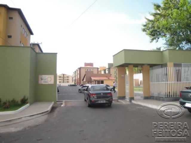 Apartamento com 2 dormitórios para alugar por R$ 950,00 - Cohama - São Luís/MA - Foto 14