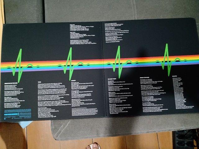 LP disco de Vini Pnk Floyd Dark Side of the Mon importado . - Foto 3