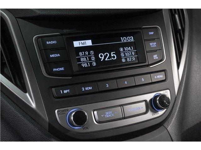Hyundai Hb20 2018 1.6 comfort plus 16v flex 4p manual - Foto 9