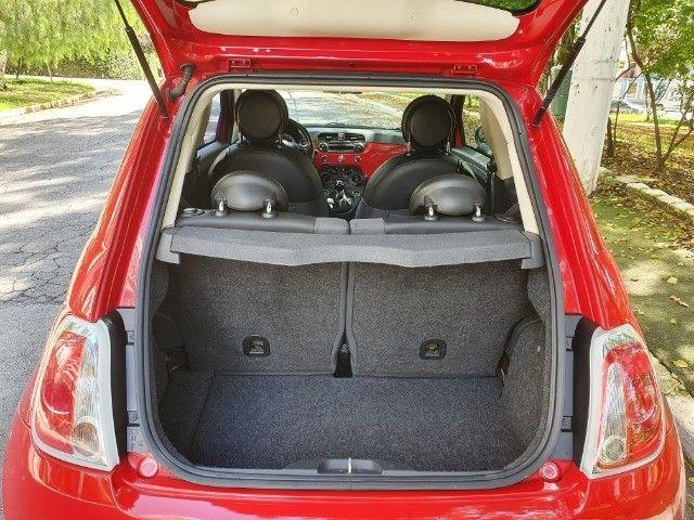 Fiat 500 Cult Completo Bem Novinho! - Foto 10