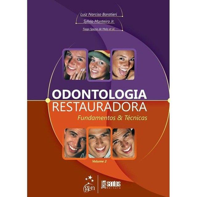 Livro Odontologia Restauradora Baratieri