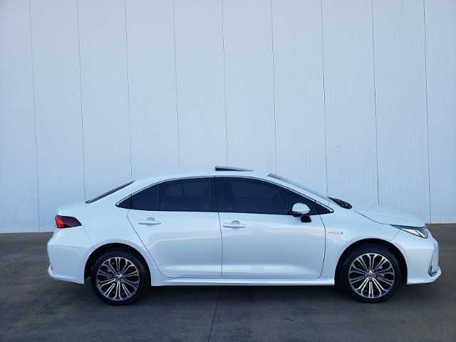 Corolla Altis Premium Hybrid 2022, 3.000km, Teto Solar, Flex e Elétrico - Foto 7