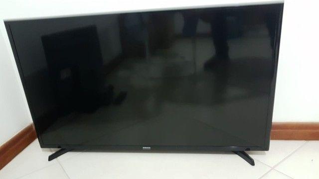 """smart tv led 40"""" Full HD Samsung 40J5200 - Foto 3"""