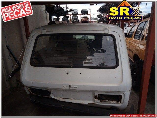 Sucata  Inteira Lada Niva  4x4 cambio manual   gasolina  1992  - Foto 2