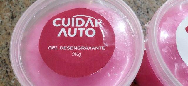 Pasta Gel Desengraxante para Limpeza Geral Residencial e Industrial
