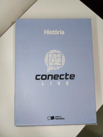 Livro didático NOVO - Saraiva conecte biologia zap * - Foto 3