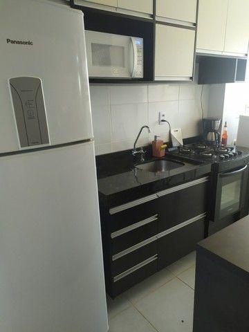 Apartamento Condominio Chapada das Oliveiras Planejado e Mobiliado - Foto 6
