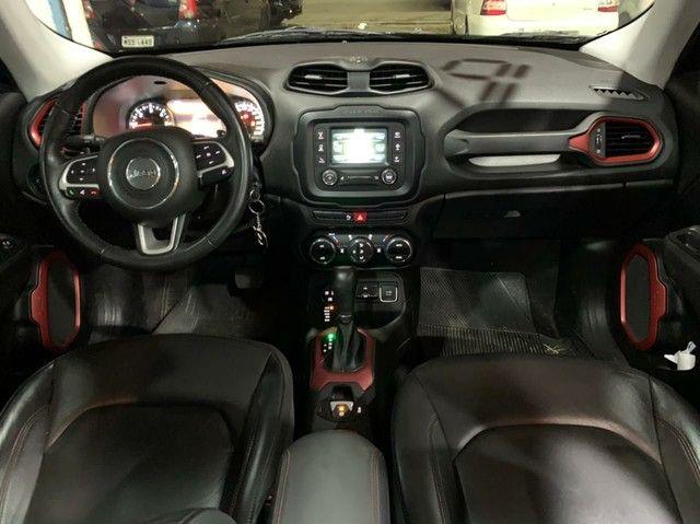 Jeep Renegade Trailhawk 2.0 4x4 Turbo DIESEL 2016  - Foto 3
