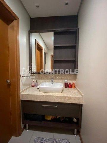(Ri)Excelente apartamento com area de lazer completa e 3 vagas de garagem em Barreiros. - Foto 7