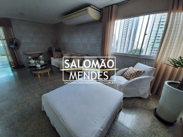 Cobertura duplex 500 m² no Umarizal, piscina 05 quartos, 5 vagas, 4 suítes - Foto 6