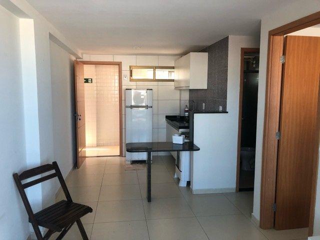 Apartamento 1 quarto, beira mar - Foto 4