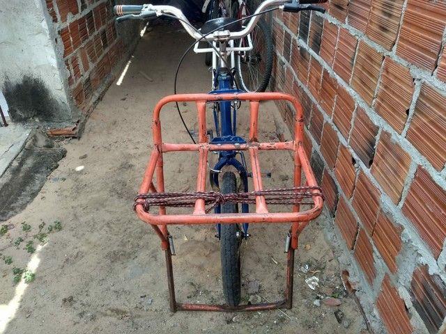 Vende _bike cargueira - Foto 3