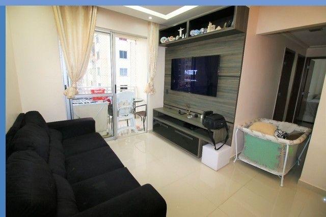 Apartamento 3 Quartos Condomínio weekend Club Ponta Negra - Foto 5