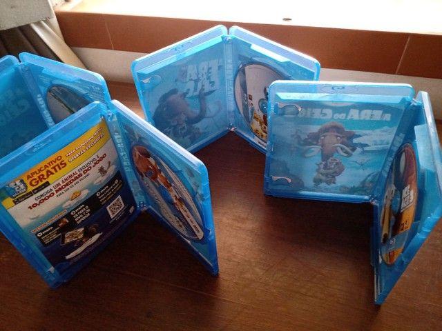 Coleção BLUE Ray a era do gelo 4 BLUE Ray - Foto 6