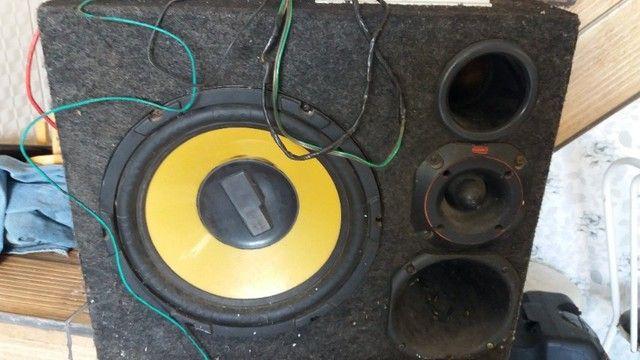 caixa trio com módulo - Foto 2