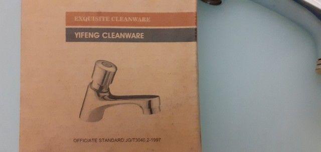 Torneira de banheiro Yifeng Cleanware - Foto 3