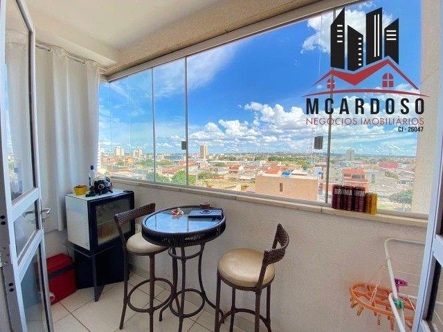 apartamento 2 quartos, otima localização prox. do metro, c/ varanda, samambaia sul - Foto 8