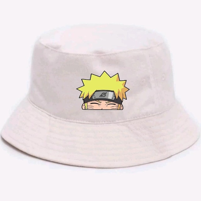Chapéu bucket Uzumaki Naruto