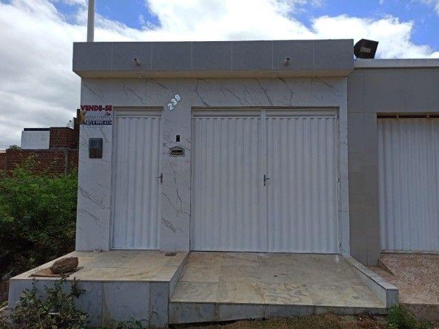 Vende-se Casa no Bairro Universitário em Serra Talhada-PE