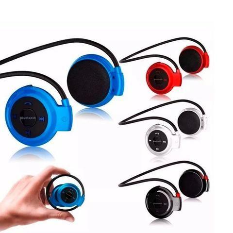 Fone De Ouvido Esporte Bluetooth Sem Fio Estereo Mini 503 - Foto 6