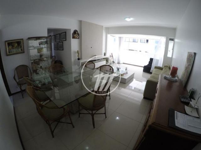 Apartamento com 125 m², 3/4 (sendo 02 suítes), na Ponta Verde. REF: C4052 - Foto 12