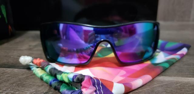 ad4d34f204ee5 Óculos OAKLEY BATWOLF - Bijouterias, relógios e acessórios - Cidade ...