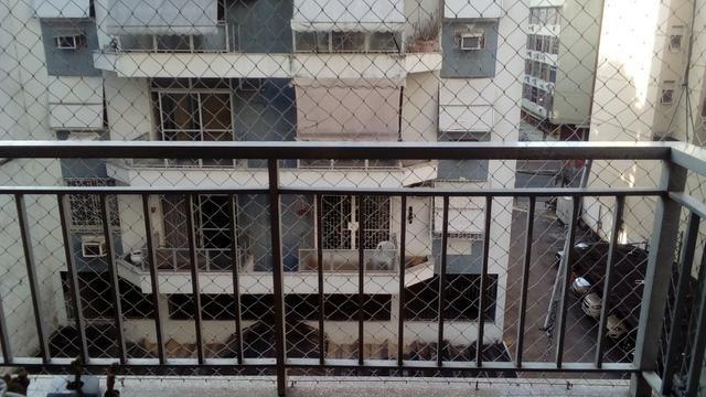Tijuca, rua Barão de Mesquita, 6º Batalhão, 2 qts,suite, sacada, dep. comp.,vaga, port 24h - Foto 2