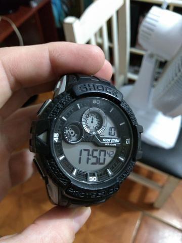 Relógio Original Mormaii - Bijouterias, relógios e acessórios - São ... 5a1651875c
