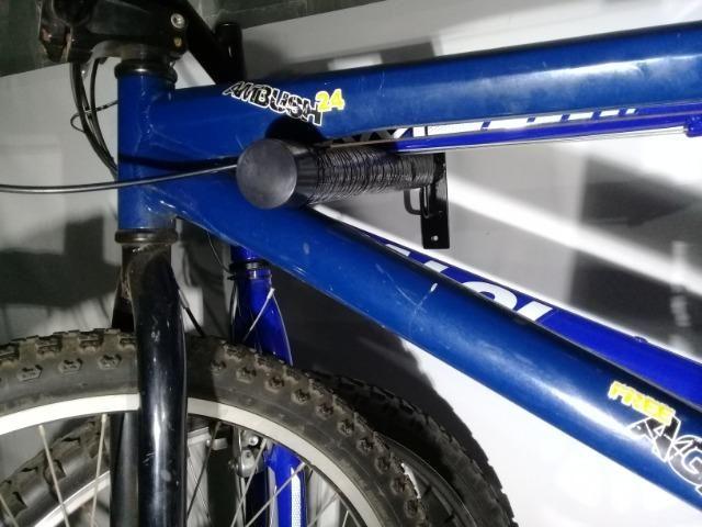 759efe7aae Par de Suportes horizontais para duas Bicicletas - Ciclismo - Praia ...