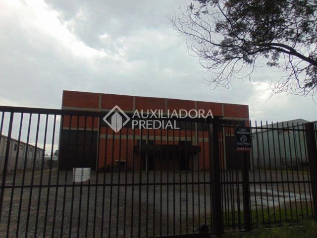 Galpão/depósito/armazém para alugar em Cruzeiro, Cachoeirinha cod:277304 - Foto 2