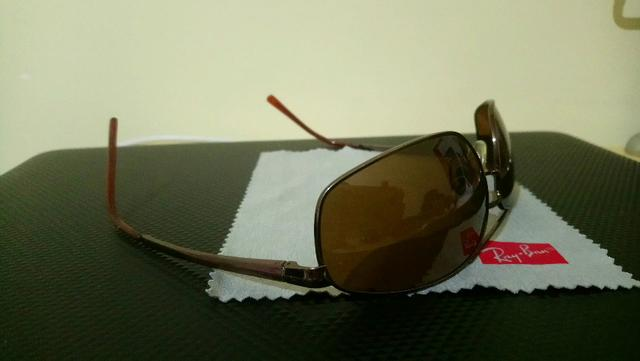 Oculos de Sol Ray Ban P (original) - Bijouterias, relógios e ... 239ce33dbf