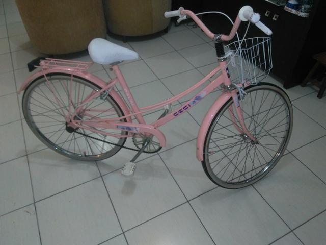 Bicicleta Caloi Ceci Plus aro 26 anos 90 - Ciclismo - Jóquei ... 6f2c5ce612f31