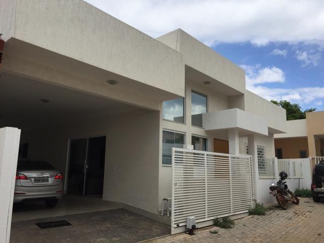 Casa moderna / 3 qtos / Cond fechado / próximo do park way