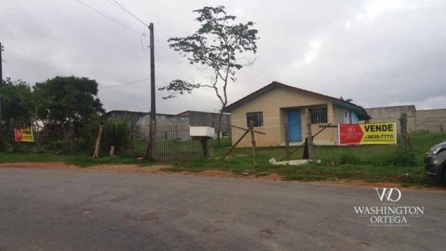 Terreno à venda, 1062 m² por r$ 450.000,00 - borda do campo - são josé dos pinhais/pr