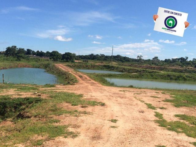 Fazenda com piscicultura ativa, próximo de nossa senhora do livramento - Foto 4